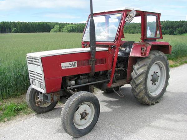 steyr traktor 15 ps